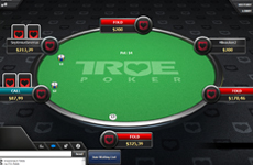 true poker tables
