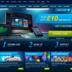 William Hill Poker site