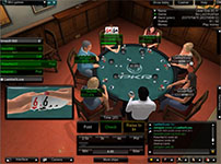 PKR poker tables