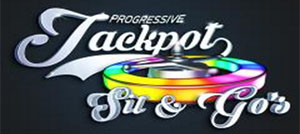 Progressive Jackpot Sit and Go