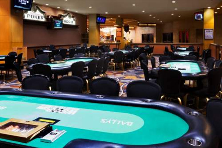 Texas holdem color rules