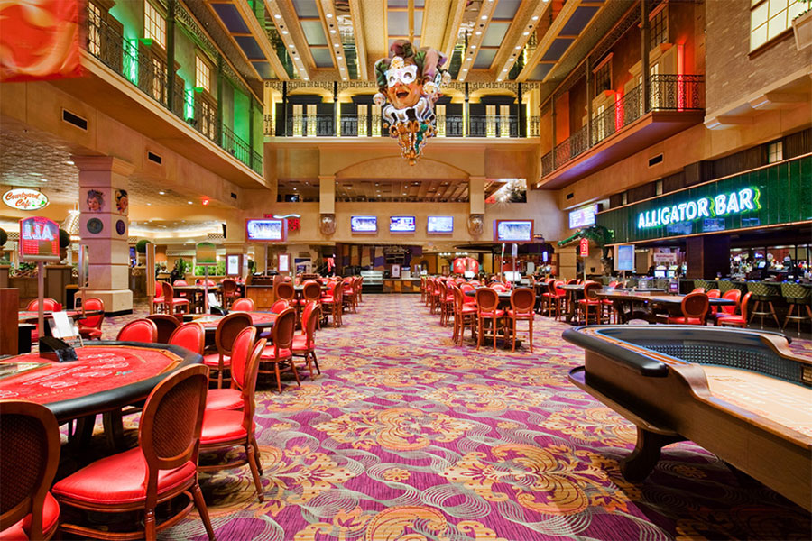 Orleans poker room reviews what play russian roulette